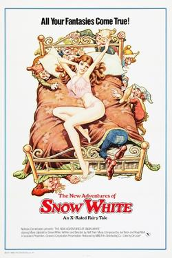 THE NEW ADVENTURES OF SNOW WHITE (aka GRIMM'S FAIRY TALES FOR ADULTS
