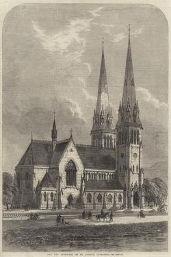 The New Cathedral of St Andrew, Inverness