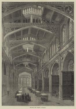 The New City Library, Guildhall