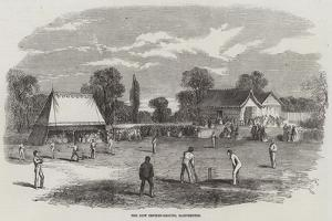 The New Cricket-Ground, Manchester