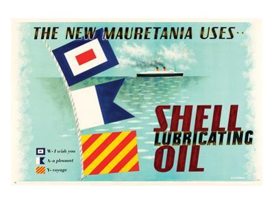 The New Mauretania Uses Shell