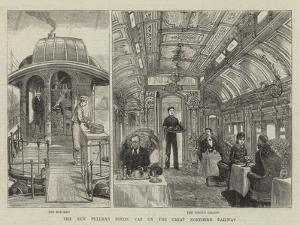 The New Pullman Dining Car on the Great Northern Railway