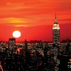 The New York City - Midtown Skyline