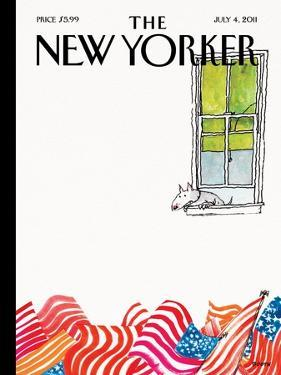 The New Yorker Cover - July 4, 2011