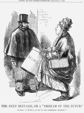 The Next Refugee, or a Drheam of the Futur, 1859
