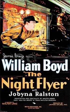 The Night Flyer - 1928