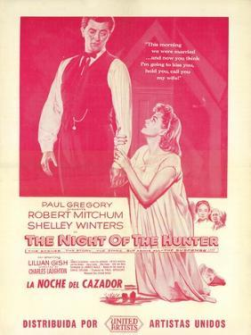 The Night of the Hunter, 1955
