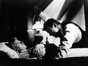 The Night Of The Hunter, Shelley Winters, Robert Mitchum, 1955