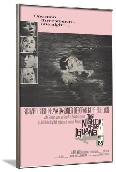 The Night of the Iguana--Framed Poster