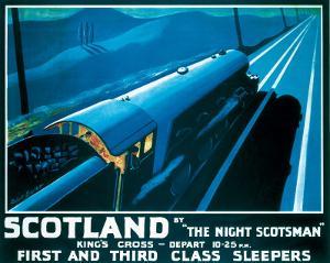 The Night Scotsman