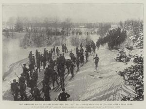 The Norwegian Winter Military Manoeuvres