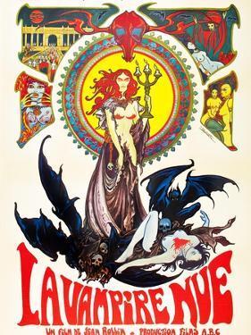 The Nude Vampire, (aka La Nue Vampire), 1970