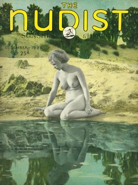 The Nudist, Nudity Magazine, USA, 1938