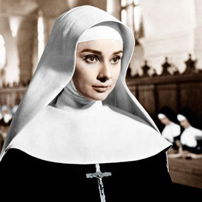 THE NUN'S STORY, Audrey Hepburn, 1959