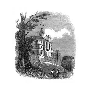 The Observatory at Greenwich, 1836