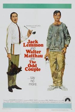 The Odd Couple, 1968