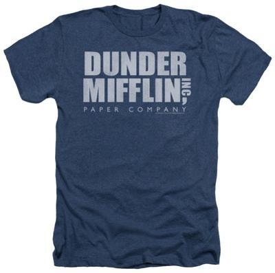 The Office - Dunder Mifflin Distressed
