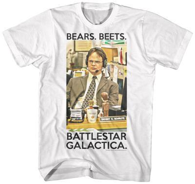 The Office - Dwight Battlestar Galactica