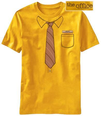 The Office - Dwight Schrute Work Shirt Costume Tee