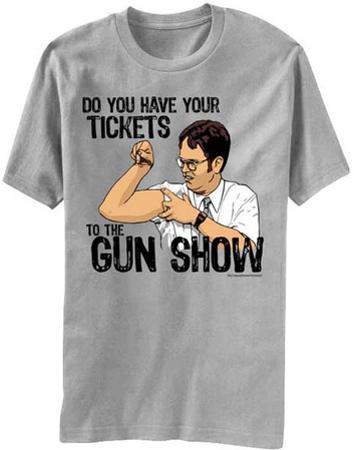 The Office- Gun Show