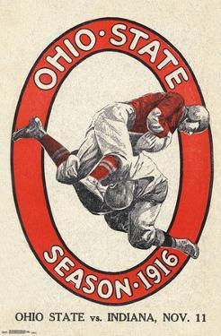 THE OHIO STATE UNIVERSITY - 1916