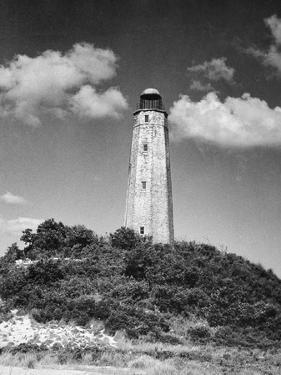 The Old Cape Henry Lighthouse
