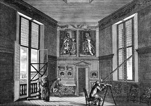 The Old Observing-Room, Greenwich, Late 17th Century