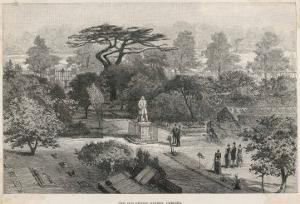 The Old Physick Garden Chelsea London