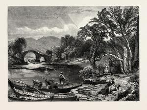 The Old Weir Bridge, Killarney, Ireland, 19th Century