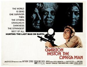 The Omega Man, Charleton Heston, 1971
