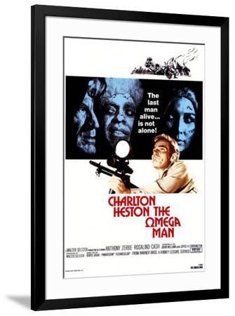The Omega Man--Framed Poster