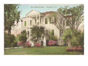 The Onthank Home, Beaufort, South Carolina
