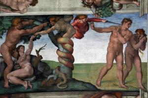 The Original Sin and the Expulsion from Paradise