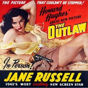 The Outlaw, 1943, Directed by Howard Hughes
