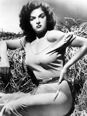 The Outlaw, Jane Russell, 1943