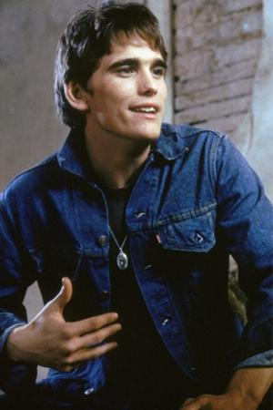 THE OUTSIDERS, 1982 directed by FRANCIS FORD COPPOLA Matt Dillon (photo)