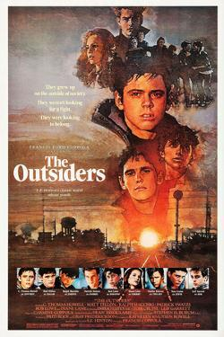 THE OUTSIDERS [1983], directed by FRANCIS FORD COPPOLA.
