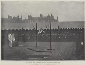 The Oxford and Cambridge Sports, Swanwick's High Jump