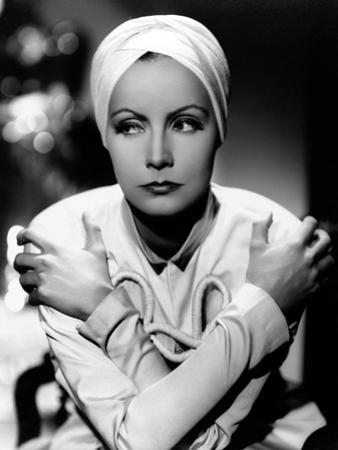 The Painted Veil, Greta Garbo, Directed by Richard Boleslavski, 1934