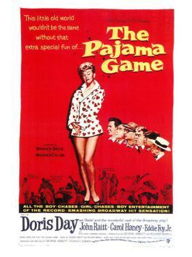 The Pajama Game, 1957