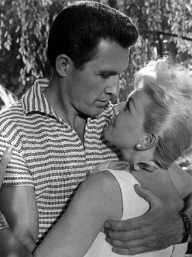 The Pajama Game, John Raitt, Doris Day, 1957