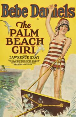 The Palm Beach Girl