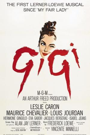 "The Parisians, 1958, ""Gigi"" Directed by Vincente Minnelli"
