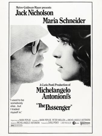 The Passenger, 1975 (Professione: Reporter)