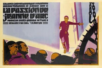 The Passion of Joan of Arc, 1928 (La Passion De Jeanne D'Arc)