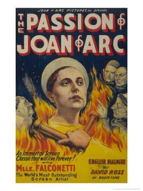 The Passion of Joan of Arc, c.1929
