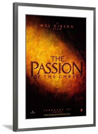 The Passion of the Christ--Framed Poster