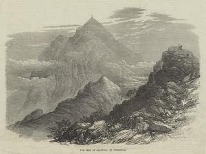 The Peak of Naiguata, in Venezuela