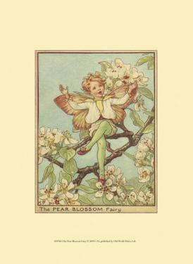 The Pear Blossom Fairy
