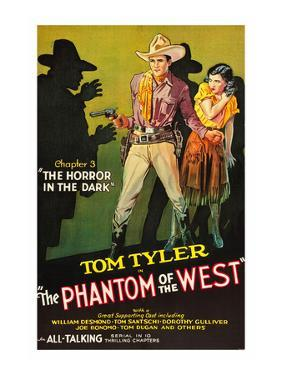 The Phantom of the West - Horror in the Dark